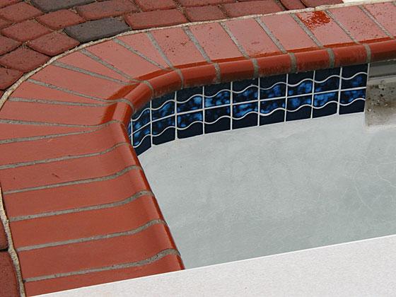 Swimming Pool Bullnose Tile Swimming Pool Coping Tiles